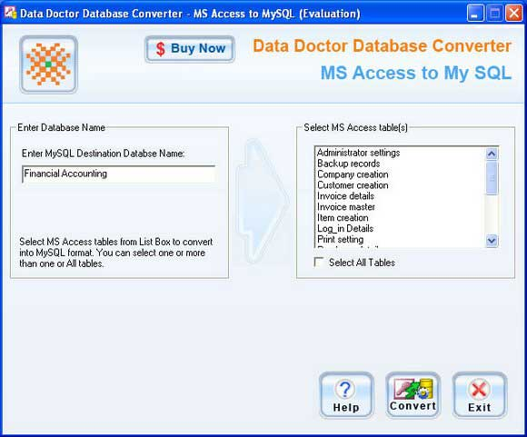 Convert Access Database To Sql
